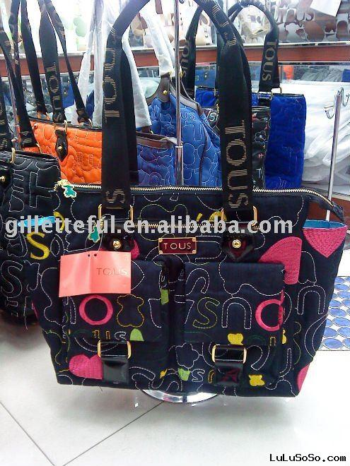 2011 Newest fashion TOUS handbags, wholesale price, free shipping, accept paypal