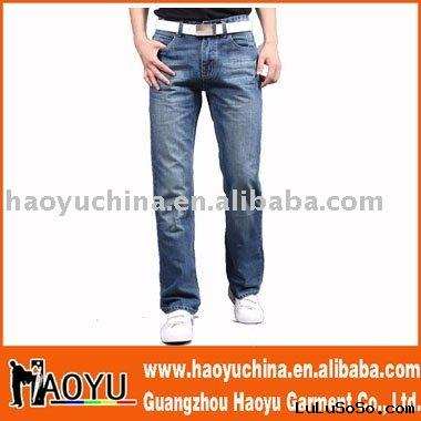 2011 hot sell new designer fashion men diesel jeans (HY1075)