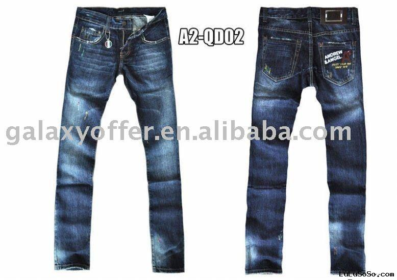A2 Andrew & Angel Boy Men's denim Jeans pants trousers Size:28-36