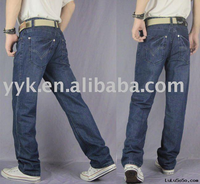 Denim men jeans