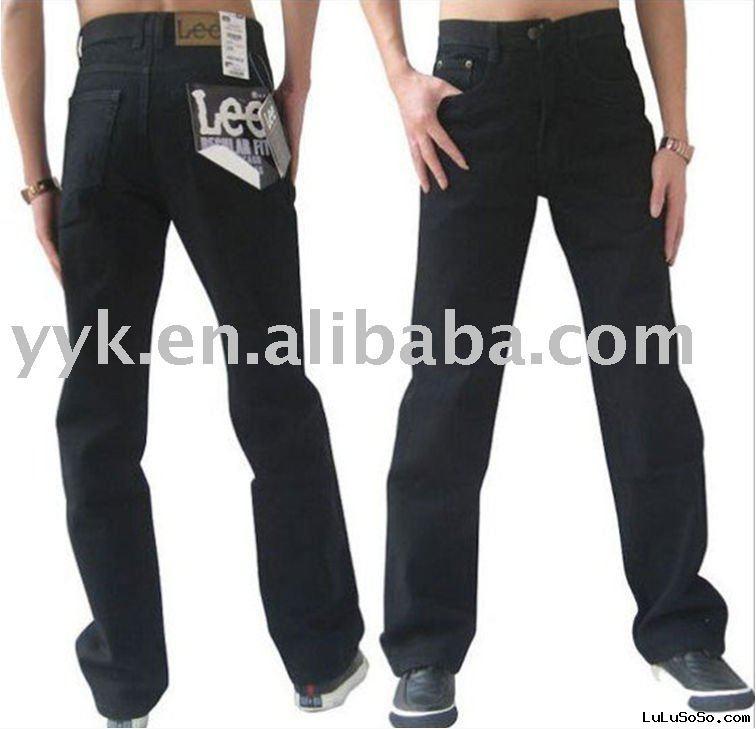 Denim men  jeans trousers