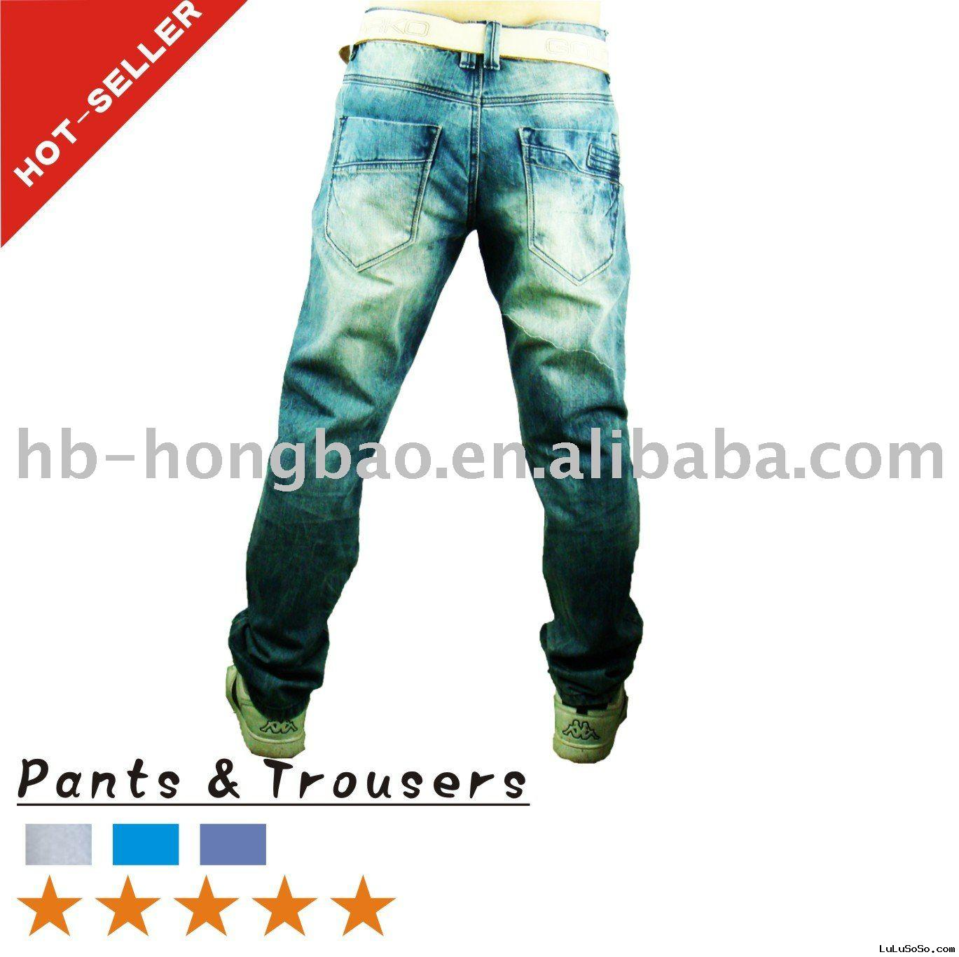 High Quality Fashion Brand Denim Jean For Men