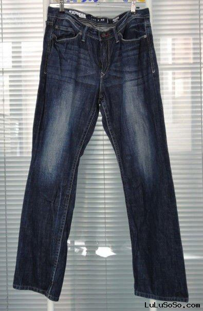 In-stock brand casual and fashion mens jeans