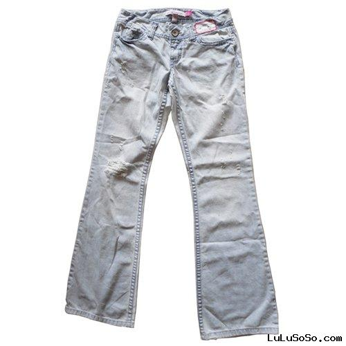 Lot#: 301054 stock jeans