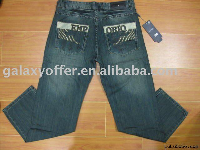Paypal! NWL Armanfully Men Jeans boy men's denim jeans pants trousers