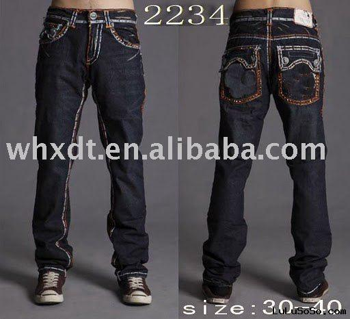 designer jeans  for men