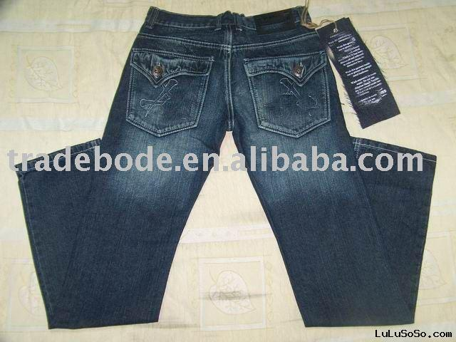 handsome men's jeans