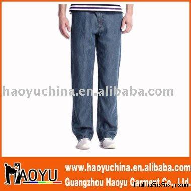 hot sell straight jeans for men (HY1293)