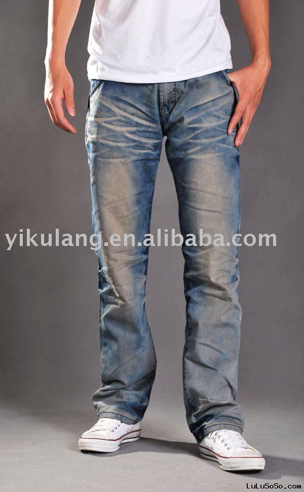 jeans (antique washing)