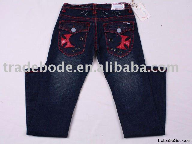 2011 new brand fashion jeans for women