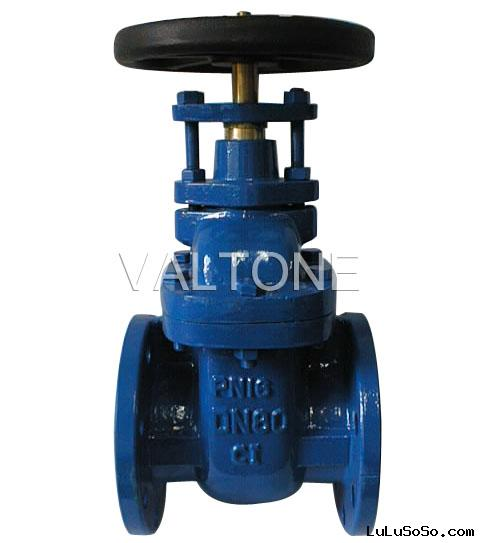 BS NRS gate valve(BS 5150 PN16,BS 5163)