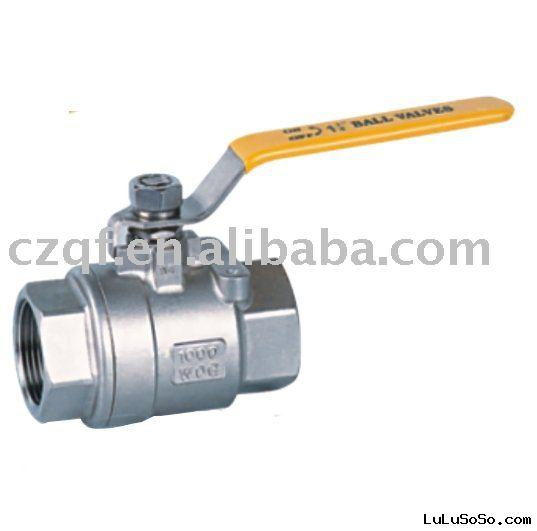 China  2pc ball valve