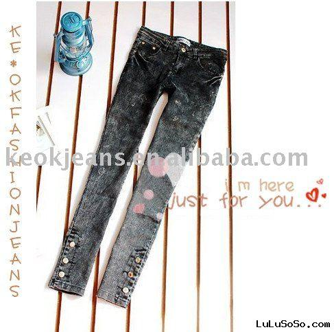 Ladies fashion  jeans
