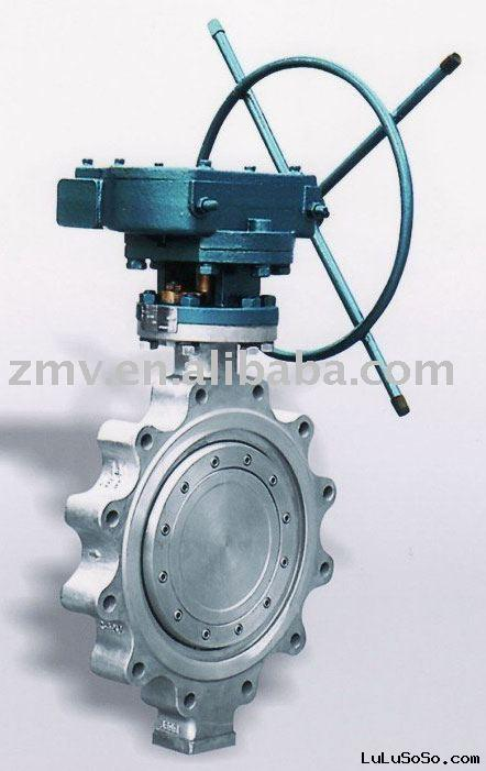 Lug Wafer Butterfly Valve
