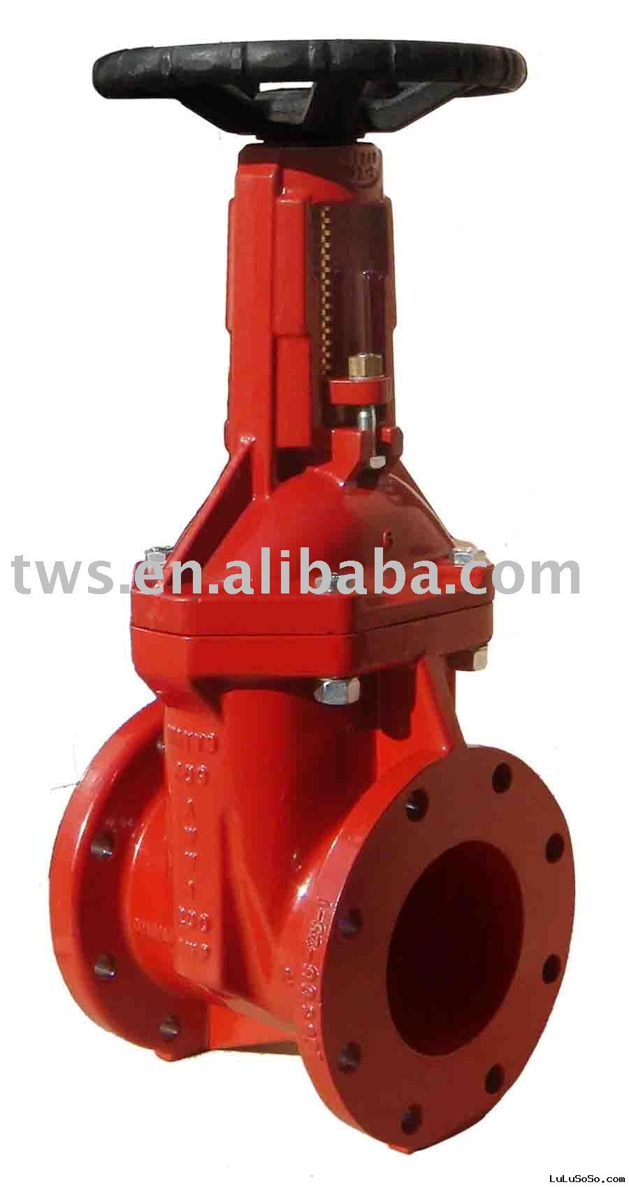 Series AZ resilient seated gate valve