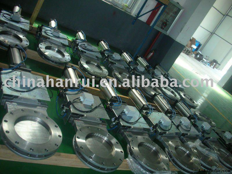 Slide gate valves