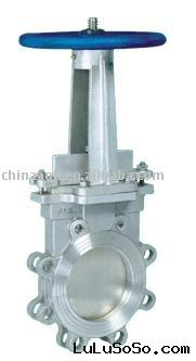 Wafer Knife Gate Valve