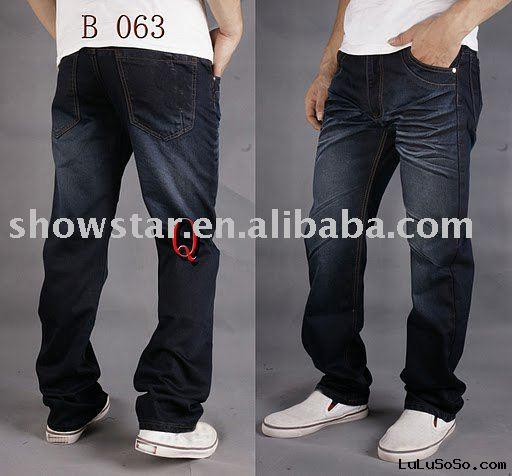(paypal accept+drop shipping)2011 men's jeans