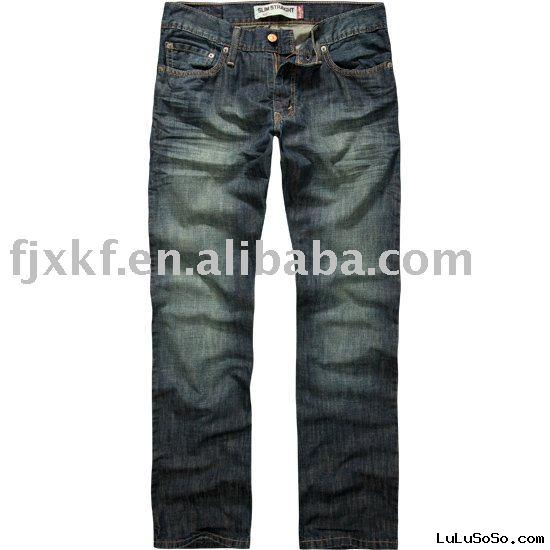 fashion design men jeans