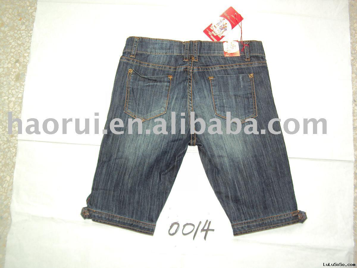 fashion short jean