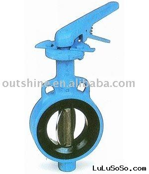 handle lever butterfly valve
