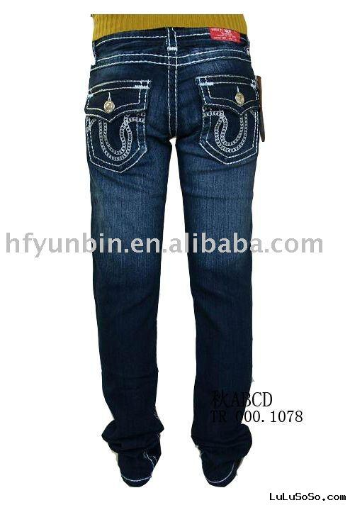 wholesale brand jeans high quality fashion design