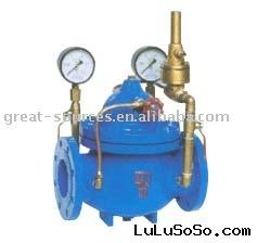 700X water electric remote control valve