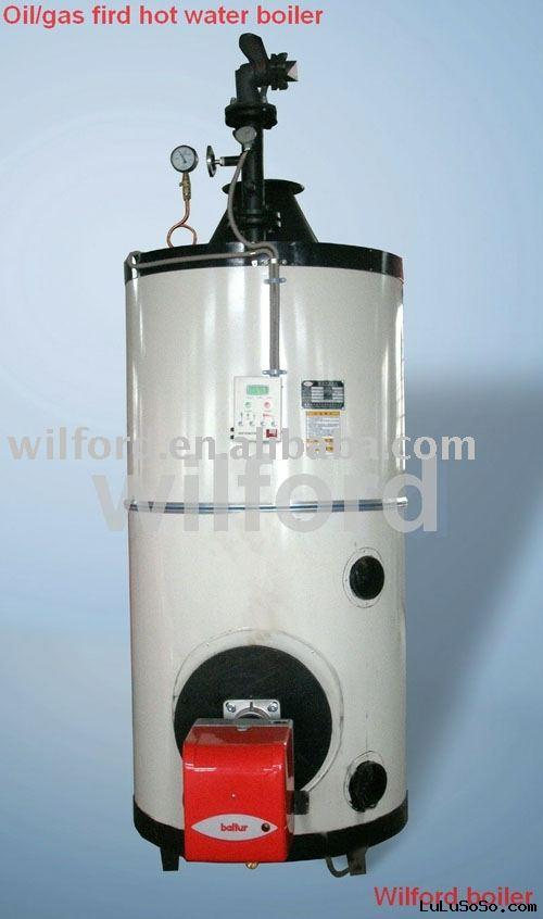 Auto Fuel Oil Fired Hot Water Boiler