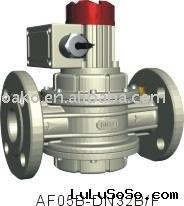 GAS VALVE CONNECTED WITH Stand-alone Combustible Gas Detector