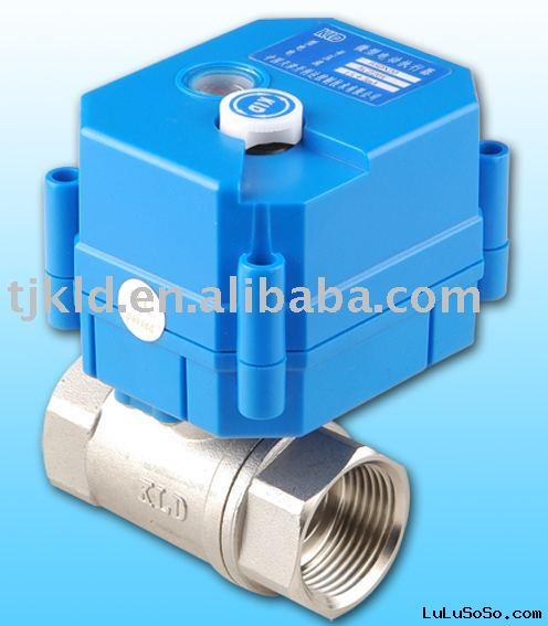 KLD 20S Mini 2-way electronic Valves for automatic control,HVAC, water treatment