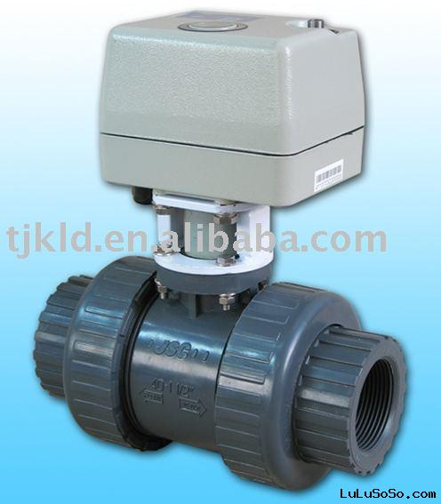 KLD 400 Electric Actuator Valve