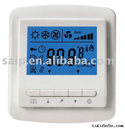 LCD thermostat,