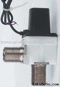 Plastic Solenoid Valve for Water (ZCS-01P)