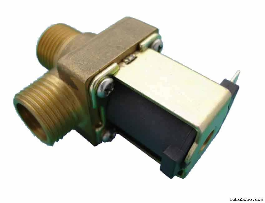 Solenoid Valve without Pressure
