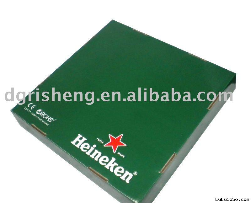 color packaging paper box