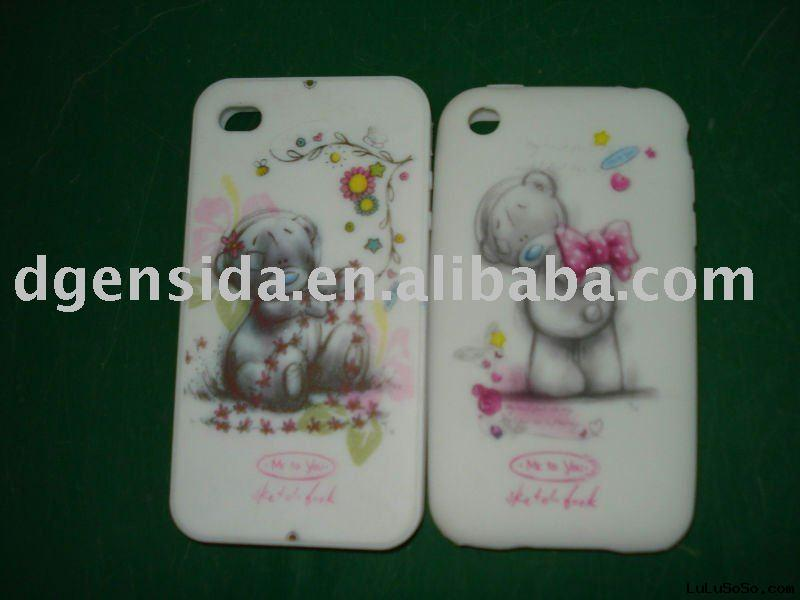 colorful silicone cell phone covers