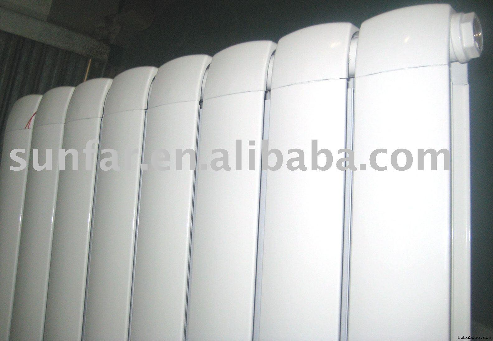 copper-aluminum heater Radiator