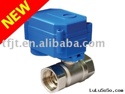 electric water valve  CWX-15Q for automatic control,HAVC,solar heating,solar energy,water treatment