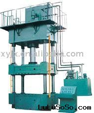 high frequency gluing press