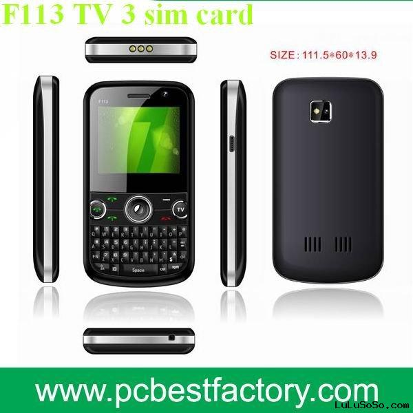hot sale phone F113