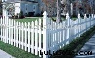 1 picket  fencing