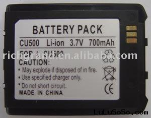 Cell phone battery For LG CU500