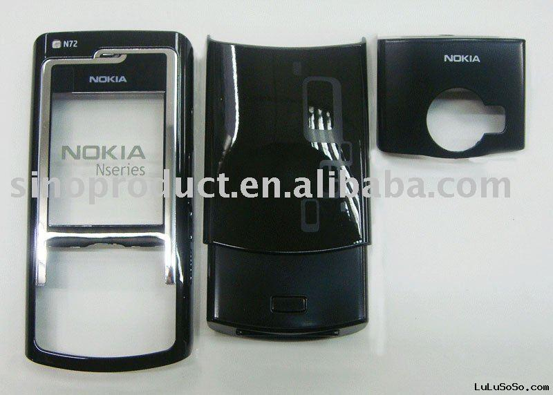 Cell phone housing  for Nokia N72