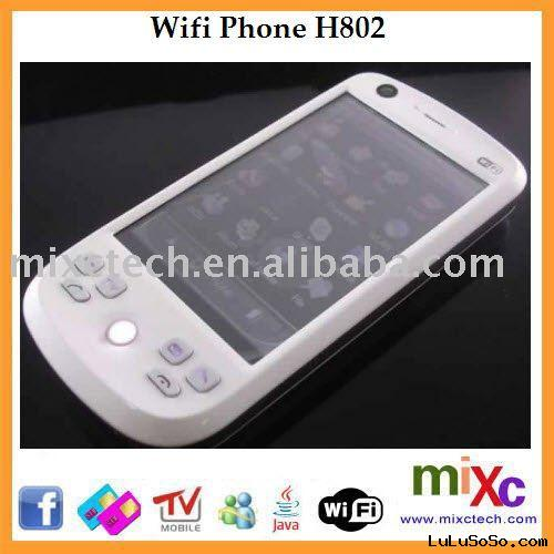 Digital TV phone H802D