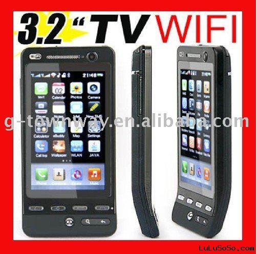 Email WIFI mobile phone