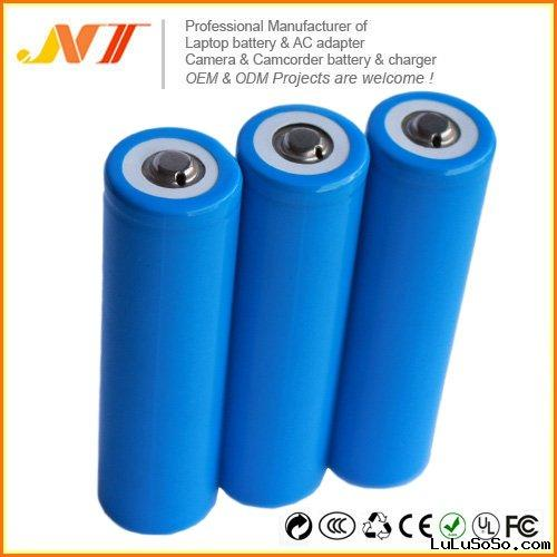 Lithium batteries for bak 18650