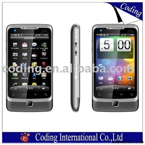 New arrive GPS WIFI dual sim tv mobile phone A5000
