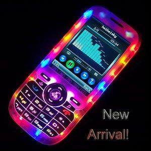 New quad band GSM LED music AT&T T-mobile Cell phone