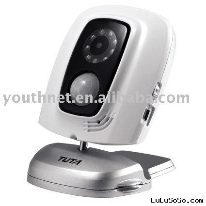 Original GSM GPRS camera (send MMS SMS alarm message to mobile phones ) New mms messages application