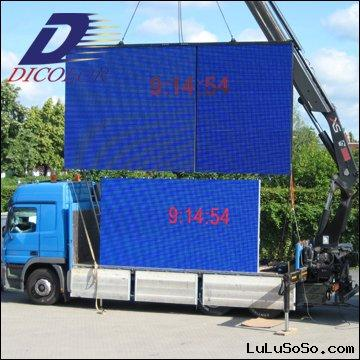 P20 Led Mobile billboards advertising